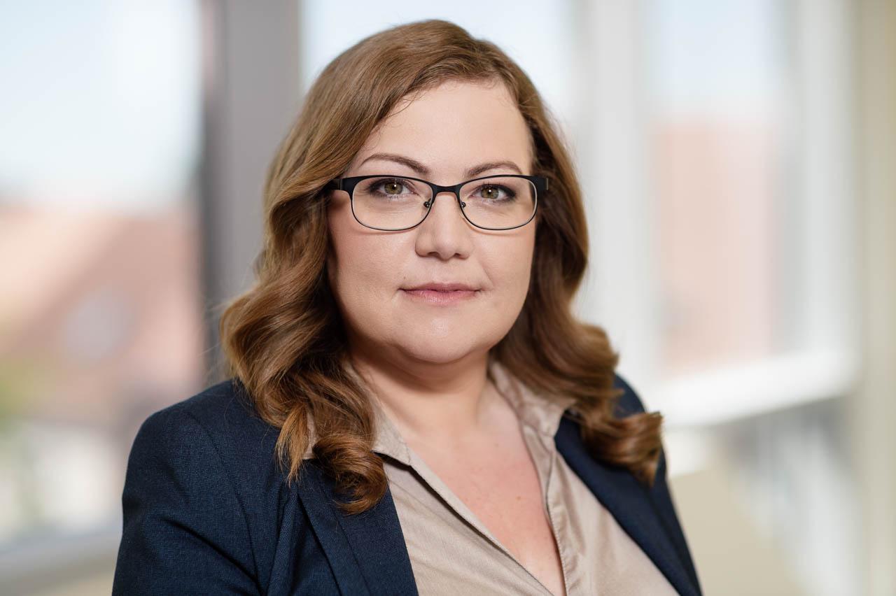 Mandy Groth, Geschäftsführerin der WIB homecare GmbH