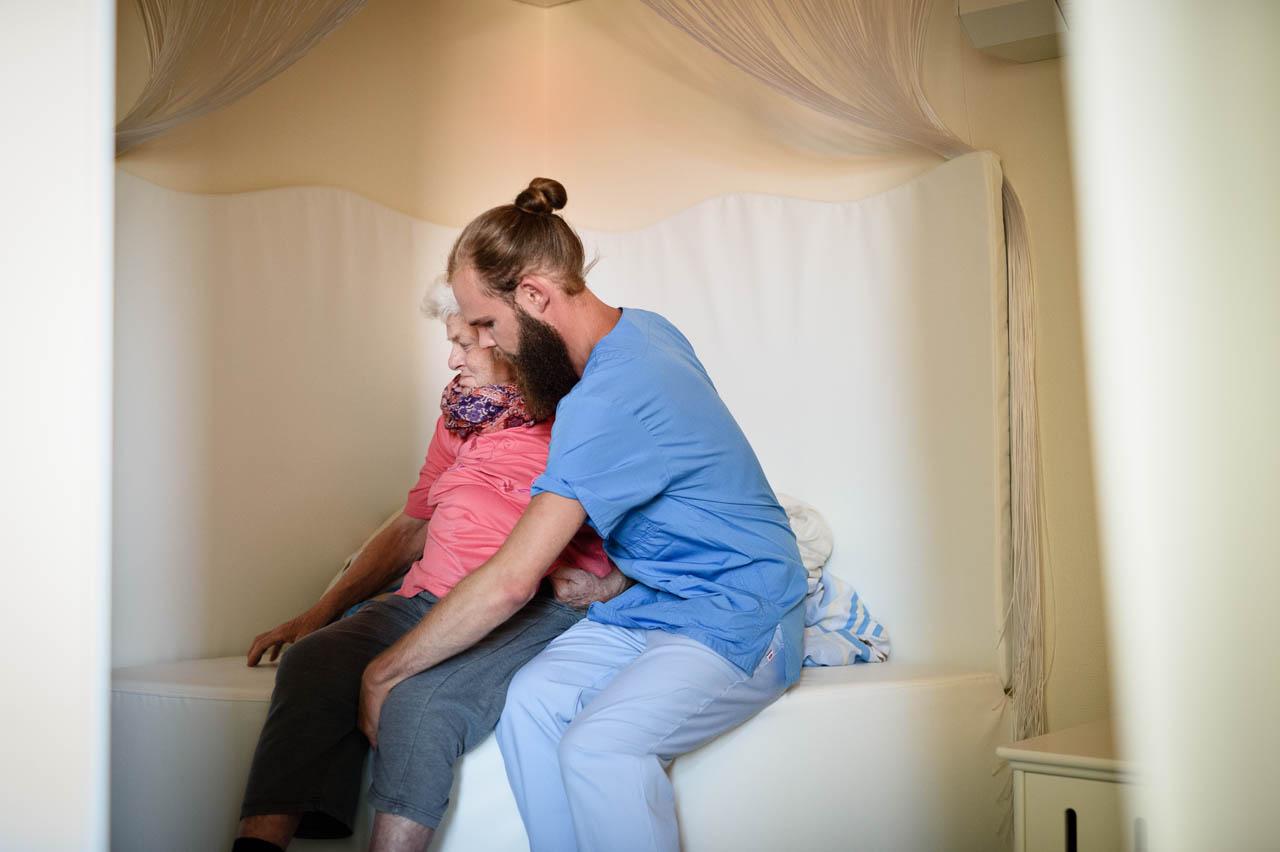 WIB Homecare - Wachkomaeinrichtung